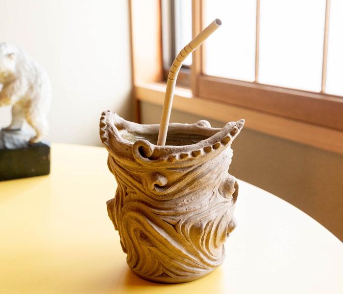 縄文土器のラッシー画像