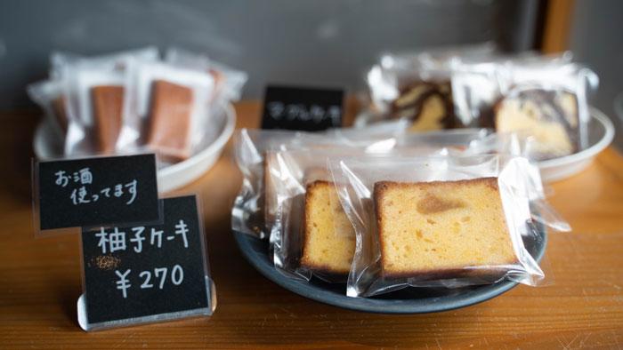 「Lien」焼き菓子の画像