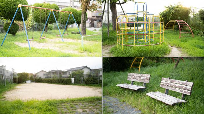 「久津川児童公園」その他の遊具画像