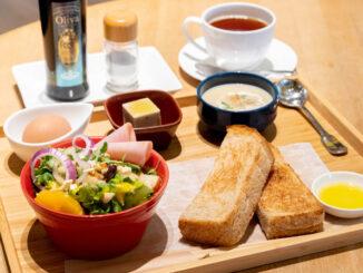 「CALDA Dining+cafe(カルダダイニングカフェ)」モーニング画像