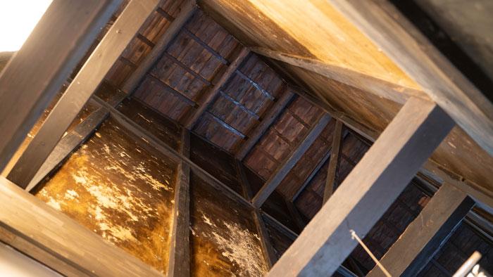 天井の画像