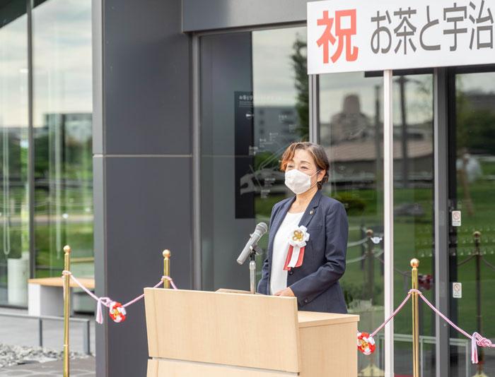 松村市長の画像
