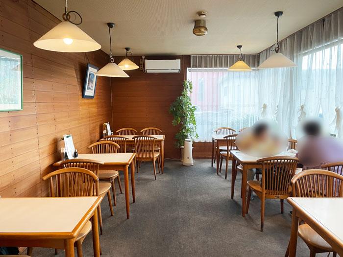 「グリル北川」店内画像2
