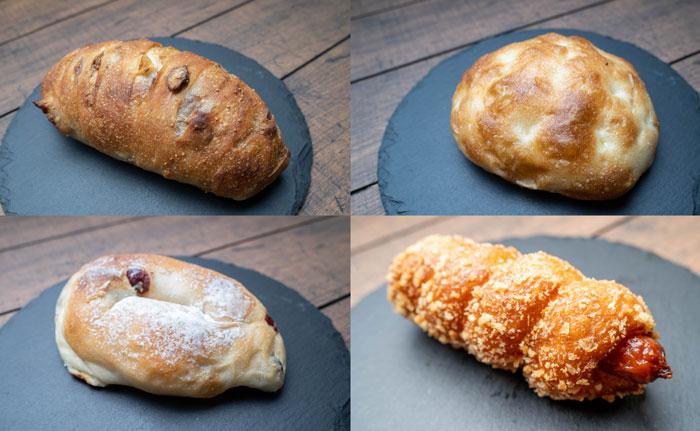 パン集合画像
