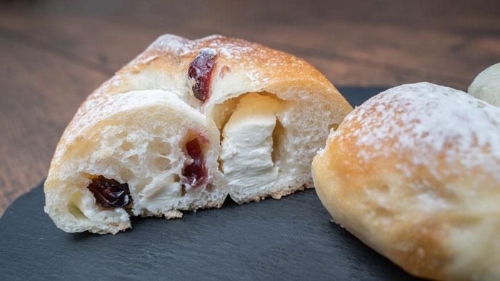 クランベリークリームチーズの画像