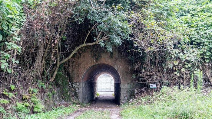 梶ヶ谷隧道の画像