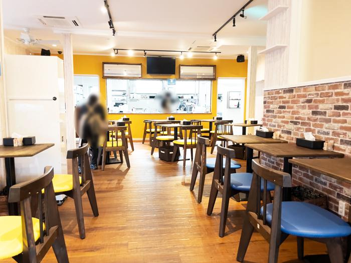 「麺屋 尚時」店内画像