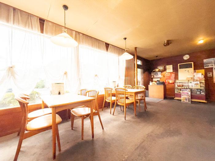 「グリル北川」店内画像