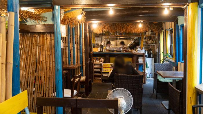 「ルマカフェ」店内画像1