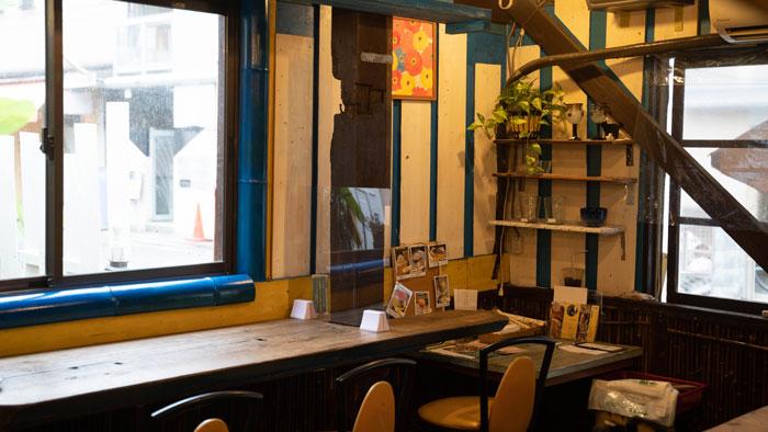 「ルマカフェ」店内画像2